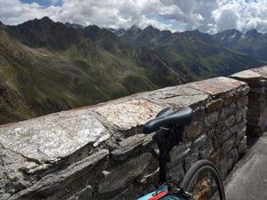 Timmelsjoch Berge
